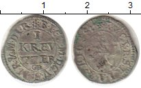 Изображение Монеты Германия Пфальц-Сульбах 1 крейцер 1698 Серебро VF