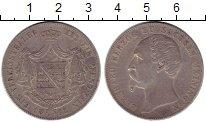 Изображение Монеты Германия Саксе-Мейнинген 1 талер 1862 Серебро XF-