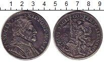 Изображение Монеты Ватикан 1 пиастр 1693 Серебро XF