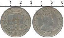 Изображение Монеты Ямайка 1 пенни 1907 Медно-никель VF