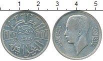 Изображение Монеты Ирак 50 филс 1938 Серебро XF-