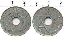 Изображение Монеты Западная Африка 1/2 пенни 1911 Медно-никель XF