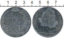 Изображение Монеты Италия Болонья 10 паоли 1797 Серебро VF