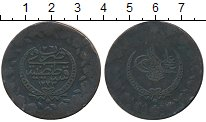 Изображение Монеты Турция 5 куруш 1832 Серебро VF