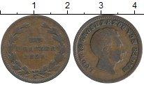 Изображение Монеты Германия Баден 1 крейцер 1828 Медь VF