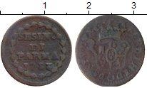 Изображение Монеты Италия Парма 1 сесино 1788 Медь VF