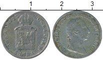 Изображение Монеты Ломбардия 1/4 лиры 1822 Серебро XF-