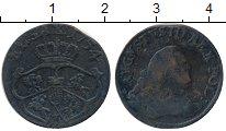 Изображение Монеты Германия Саксония 1 грош 1754 Медь XF-