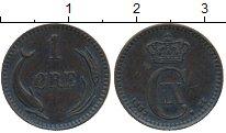 Изображение Монеты Дания 1 эре 1882 Медь XF