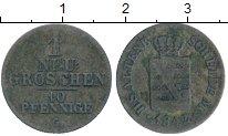 Изображение Монеты Германия Саксе-Альтенбург 1 грош 1842 Серебро VF