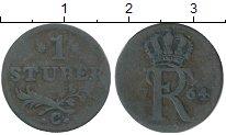 Изображение Монеты Германия Клеве 1 стюбер 1764 Медь VF