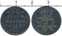 Изображение Монеты Германия Клеве 1/48 талера 1742 Серебро XF-