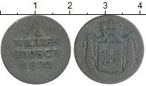 Изображение Монеты Германия Вальдек-Пирмонт 2 гроша 1822 Серебро VF