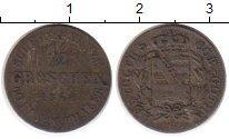 Изображение Монеты Саксен-Кобург-Готта 1/2 гроша 1844 Серебро XF