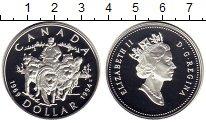 Изображение Монеты Канада 1 доллар 1994 Серебро Proof