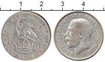 Изображение Монеты Великобритания 1 шиллинг 1924 Серебро VF