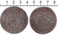 Изображение Монеты Германия Саксония 1 талер 1595 Серебро XF-