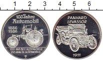 Германия Медаль Серебро 1986 Proof- фото