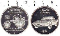 Изображение Монеты Германия Медаль 1986 Серебро Proof-