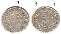 Изображение Монеты Венгрия 1 денарий 1585 Серебро VF