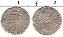 Изображение Монеты Венгрия 1 денарий 1550 Серебро VF