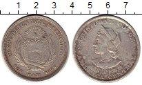 Изображение Монеты Сальвадор 1 песо 1895 Серебро VF