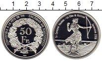 Изображение Монеты Швейцария 50 франков 2008 Серебро Proof