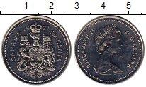 Изображение Монеты Канада 50 центов 1977 Медно-никель UNC-