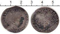 Изображение Монеты Польша 6 грошей 0 Серебро VF