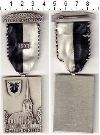 Изображение Монеты Швейцария Медаль 1971 Медно-никель UNC-