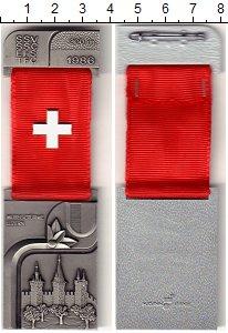 Изображение Монеты Швейцария Медаль 1986 Медно-никель UNC-