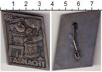 Изображение Монеты Швейцария Значок 1968 Бронза UNC-