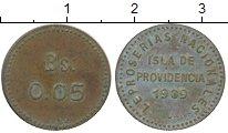 Изображение Монеты Венесуэла 0,05 боливар 1939 Латунь VF