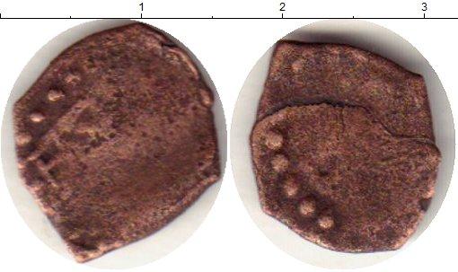 Картинка Монеты Золотая Орда 1 пуло Медь 0