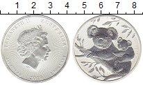 Изображение Монеты Австралия 2 доллара 2018 Серебро UNC