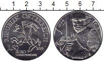 Изображение Монеты Австрия 1 1/2 евро 2019 Медно-никель UNC