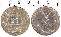 Изображение Монеты Австрия 25 шиллингов 1966 Серебро UNC