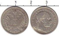 Изображение Монеты Австрия 10 крейцеров 1872 Серебро VF