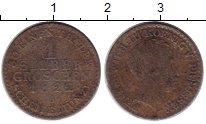 Изображение Монеты Германия Пруссия 1 грош 1822 Серебро VF