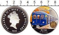 Изображение Монеты Новая Зеландия Ниуэ 2 доллара 2010 Серебро Proof