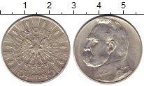 Изображение Монеты Польша 5 злотых 1935 Серебро XF