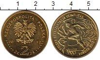 Изображение Монеты Польша 2 злотых 2012 Латунь XF