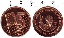 Изображение Монеты Ватикан 5 евроцентов 2009 Бронза UNC
