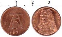 Изображение Монеты Германия ФРГ Жетон 1971 Бронза UNC-