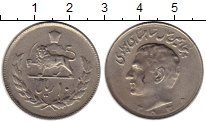 Изображение Монеты Иран 10 риалов 1979 Медно-никель XF