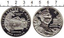 Изображение Монеты США 1 доллар 1999 Серебро Proof