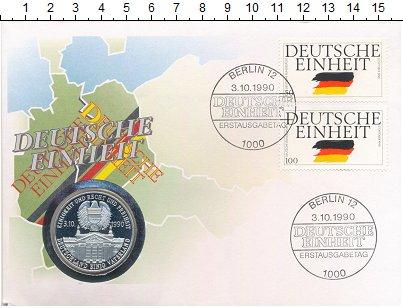 Изображение Подарочные монеты Германия Медаль 1990 Посеребрение Proof- Рихард Карл Фрайхерр