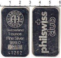 Изображение Монеты Швейцария 1 унция 0 Серебро Proof-