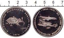 Изображение Монеты Германия Медаль 1974 Серебро Proof-