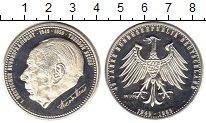 Изображение Монеты Германия ФРГ Медаль 1989 Серебро Proof-